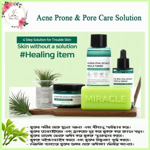 Acne Prone & Pore Care Solutions