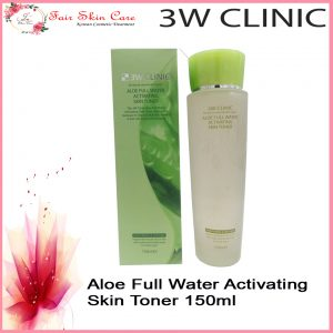 Aloe Full Water Activating Skin Toner 150ml