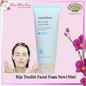Bija Trouble Facial Foam 150ml