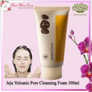Jeju Volcanic Pore Cleansing Foam 300ml