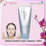 Natural Herbal Foam Cleanser 150ml