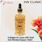 Collagen & Luxury 24K Gold Anti Wrinkle Ampoul 100ml