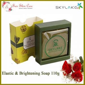 Elastic & Brightening Soap 110g