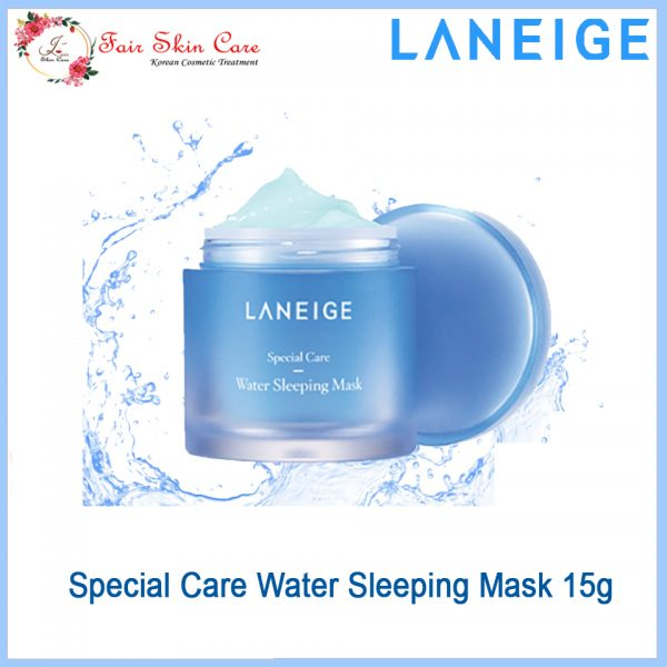 Special Care Water Sleeping Mask 15g