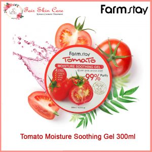 Tomato Moisture Soothing Gel 300ml