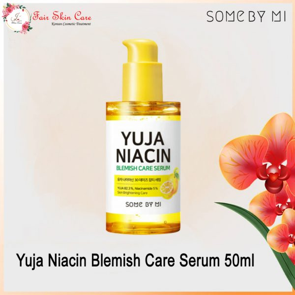 Yuja Niacin Blemish Care Serum 50ml