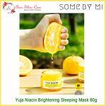 Yuja Niacin Brightening Sleeping Mask 60ml