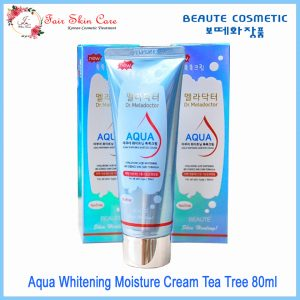 Dr. Meladoctor Aqua Whitening Moisture Cream Tea Tree 80ml