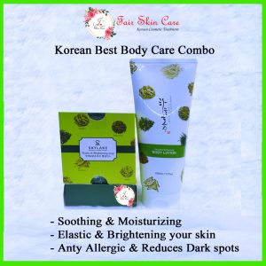 Korean Best Body Care Combo