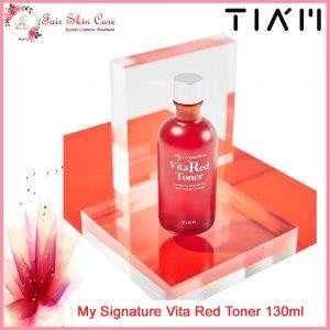 My Signature Vita Red Toner 130ml